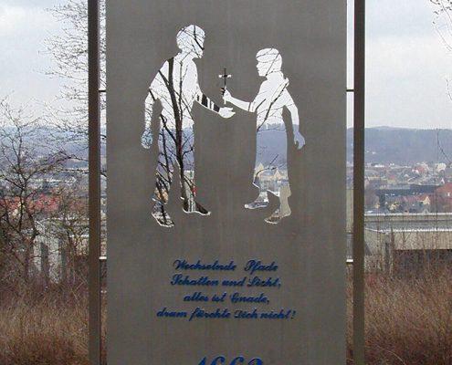 Denkmal am Bismarckturm Hof