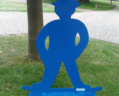 Skulptur in Selbitz
